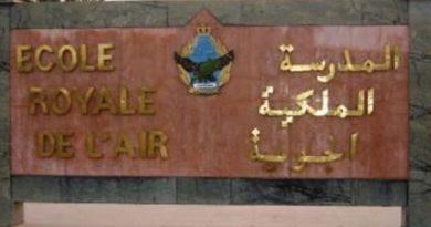 ولوج الثانوية الملكية الإعدادية للتقنيات الجوية بمراكش-أولى باك
